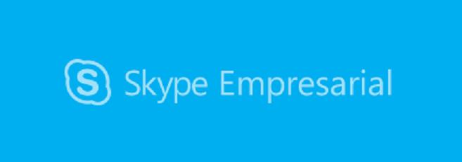 logo skype empresarial